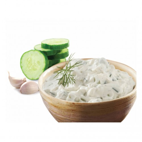 Greek Tzatziki Salad - 250gr - 6p-foods
