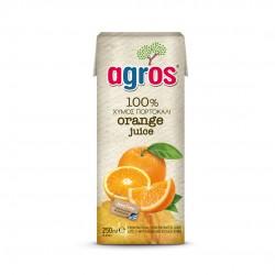 Orange juice - 250ml - AGROS