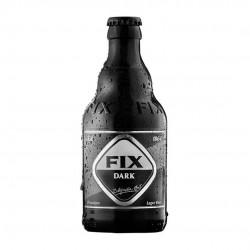 Fix Hellas Dark Beer bottle - 330ml - 5,2% vol - Olympic Brewery
