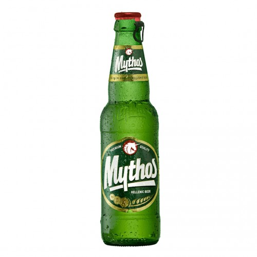 Mythos Beer - Bottle - 330ml - 4,7vol - Olympic Brewery