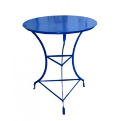 Traditional greek table (diameter 60cm) - Hellinikon