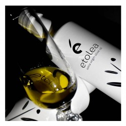 Etolea White Limited Edition extra virgin olive oil 500 ml