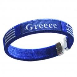 Greek flag bracelet - Hellinikon