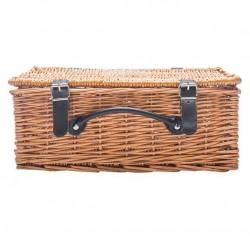 Basket for gifts cm38x25x15,5 - Hellinikon