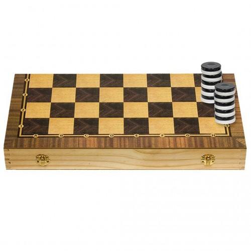 Greek Tavli (Backgammon) - 48cm - Hellinikon
