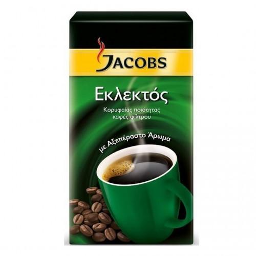 """Jacobs Filter Coffee """"Eklektos"""" - 500gr - Jacobs"""