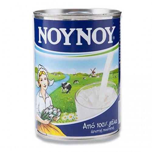 NouNou Evaporated Milk 400g -376ml Can