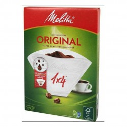 Filter bags (Filter) for American Coffee - 40 PCS. 1X4 - Melitta