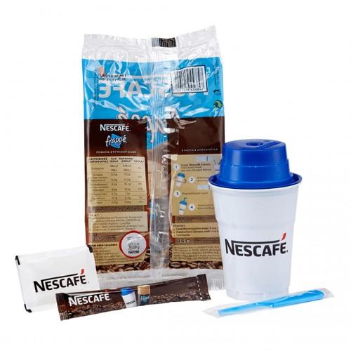 Nescafe Frappe with Shaker - 3,5gr - Nestle