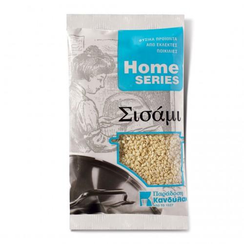 Hulled Sesame Seeds - 100gr - Kandylas