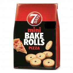 Bake Rolls 7DAYS Mini Paximàdia pizza taste - 160gr - Chipita