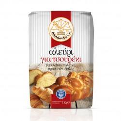 Flour for tsoureki - 1kg - Myloi Papafili
