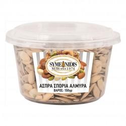 """Salted roasted pumpkin seeds - """"Greek passatempo"""" - 180gr - Simeonidis"""