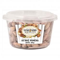 Greek Αigina pistachios salted - 180gr - Simeonidis