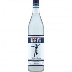 Ouzo Kefi Blue Series 37,5%vol - 700ml  - Krinos