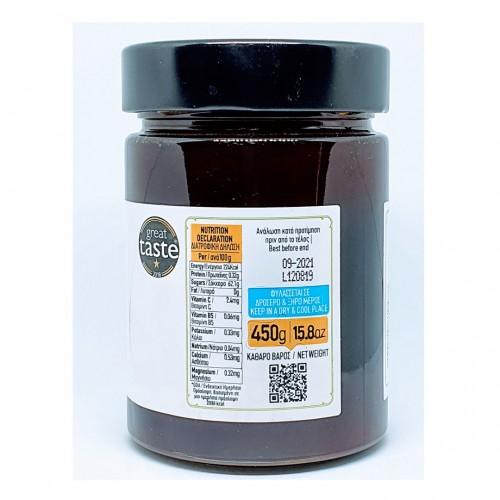 Greek fir and blossom honey - 450gr - Melenia