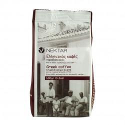 Greek coffee Traditional blend - 100gr - Nektar