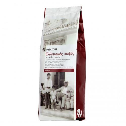 Greek coffee Traditional blend - 500gr - Nektar