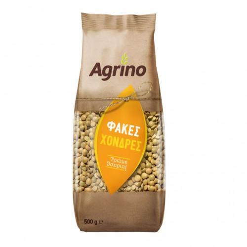 Large Lentils - 500gr - Agrino