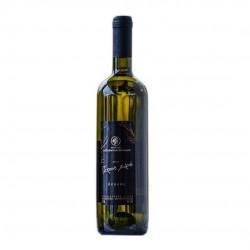 White Wine Petrino Horio - Malagouzià  - Sauvignon Blank - 750ml 13%vol -  Papathanasopoulos