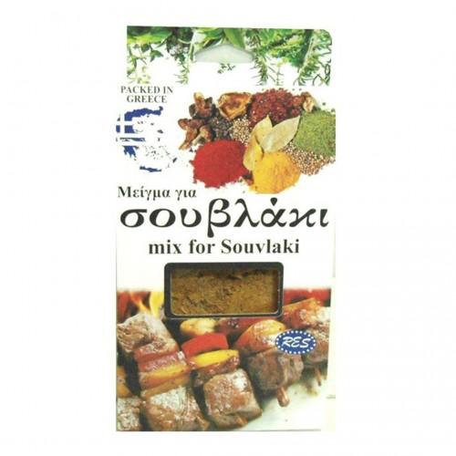 Pork Souvlaki Spice Blend - 40gr - Res