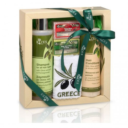 Gift Set No. 11 - Rizes Crete
