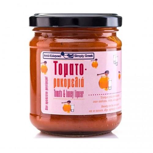 Tomato & Honey Liqueur pate - 200gr - Simply Greek
