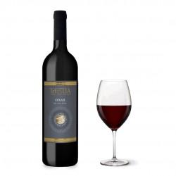 Red Wine Thestia - Syrah - 2011 - 750ml 14,5%vol - Thestia Winery
