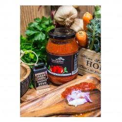 Tomato and basil sauce - 420gr - Tsentemidis
