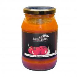 Tomato sauce with pepper and onion - 420gr - Tsentemidis