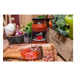 Tomato sauce with thyme - 350gr - Tsentemidis