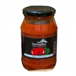 Spicy tomato sauce - 350gr - Tsentemidis