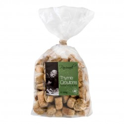 Thyme croutons from Kythira island - 350gr - Tresors de Grece