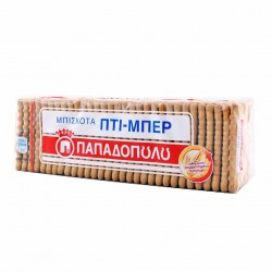 Classic Biscuits Petit Beurre - 225gr - Papadopoulou