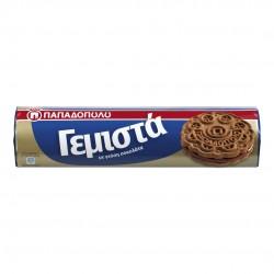 "Sandwich Biscuits with Chocolate Cream ""Gemista"" - 200gr - Papadopoulou"