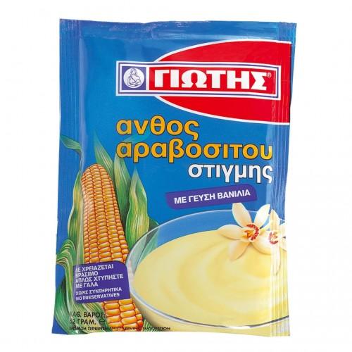 Instant Vanilla Corn Blossom Cream - 62gr - Jiotis