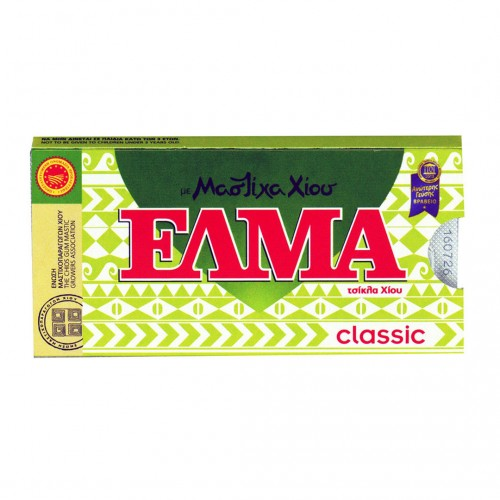 Chewing Gum with mastic - Classic - 14gr - Elma
