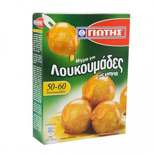 Dumpling Mix Loukoumades Giotis - 255gr - Giotis