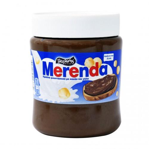 Merenda Chocolate & Hazelnut Spread - 360gr - Pavlidis